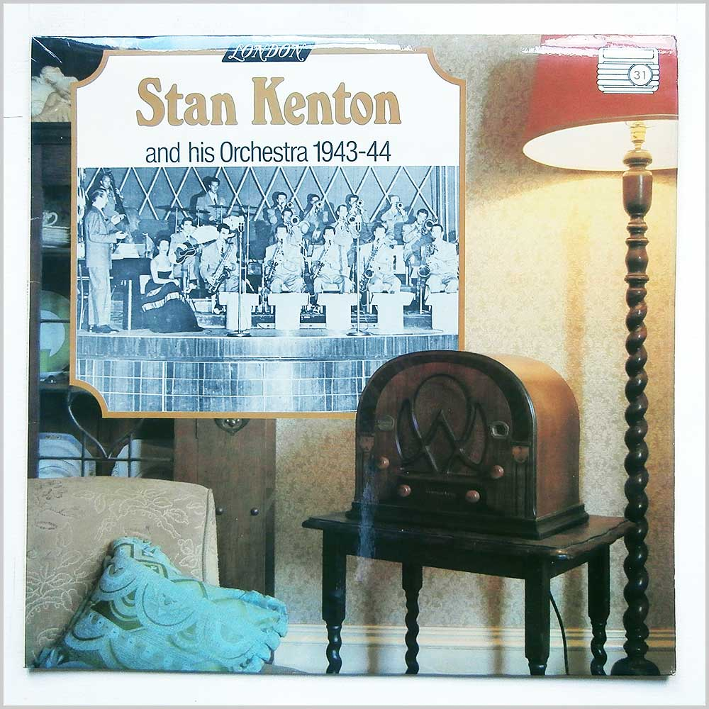 Stan Kenton - Stan Kenton And His Orchestra 1943-44 (HM-A 5061)