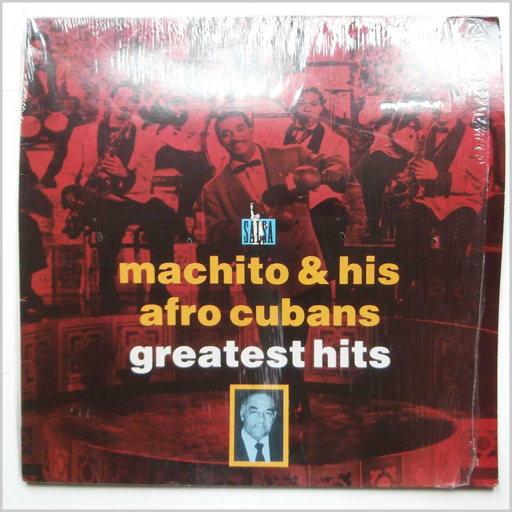 Machito And His Afro Cubans - Greatest Hits (HOT 106)