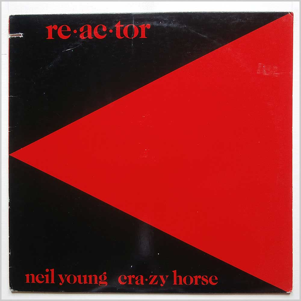 Neil Young and Crazy Horse - Reactor (HS 2304)