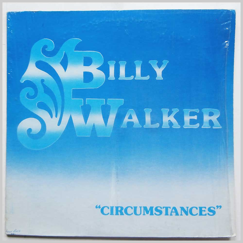 Billy Walker - Circumstances (HSRD-013)