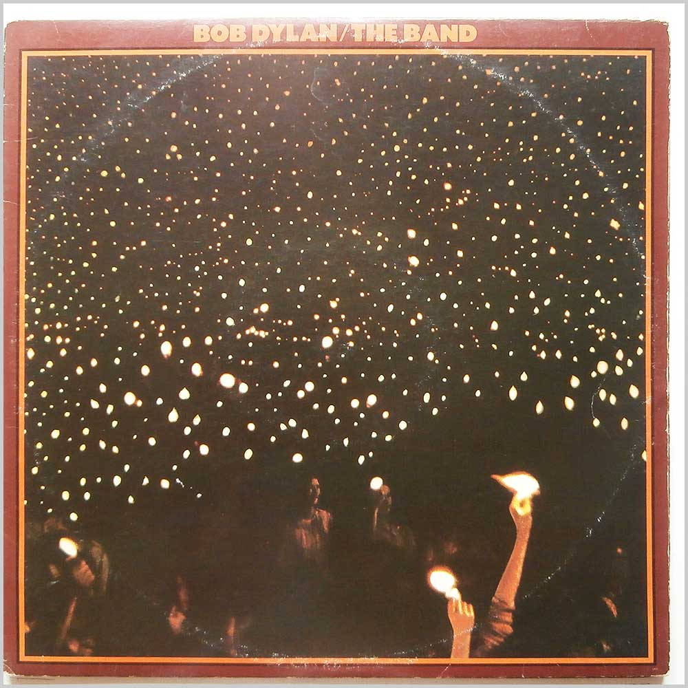 Bob Dylan, The Band - Before The Flood (IDBD 1)