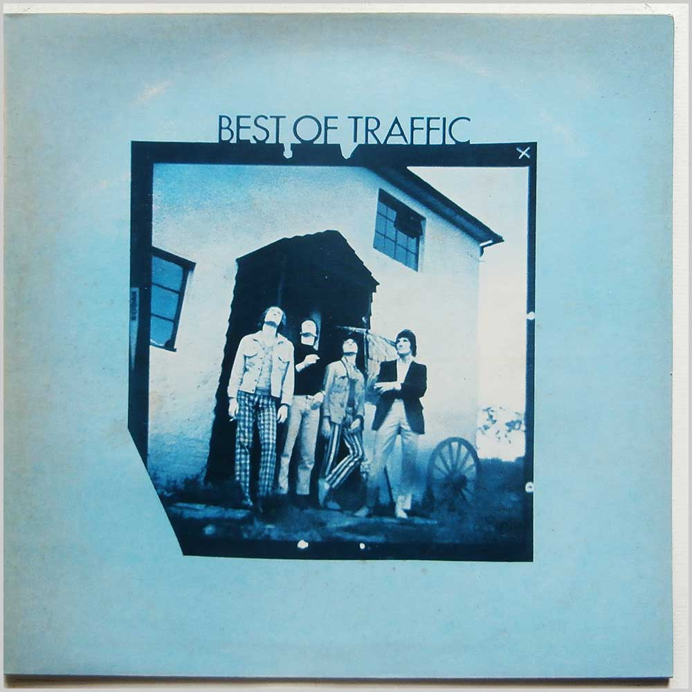 Traffic - Best Of Traffic (ILPS 9112)
