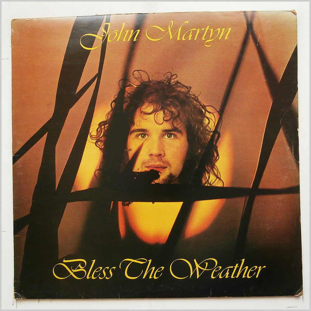 John Martyn - Bless The Weather (ILPS 9167)