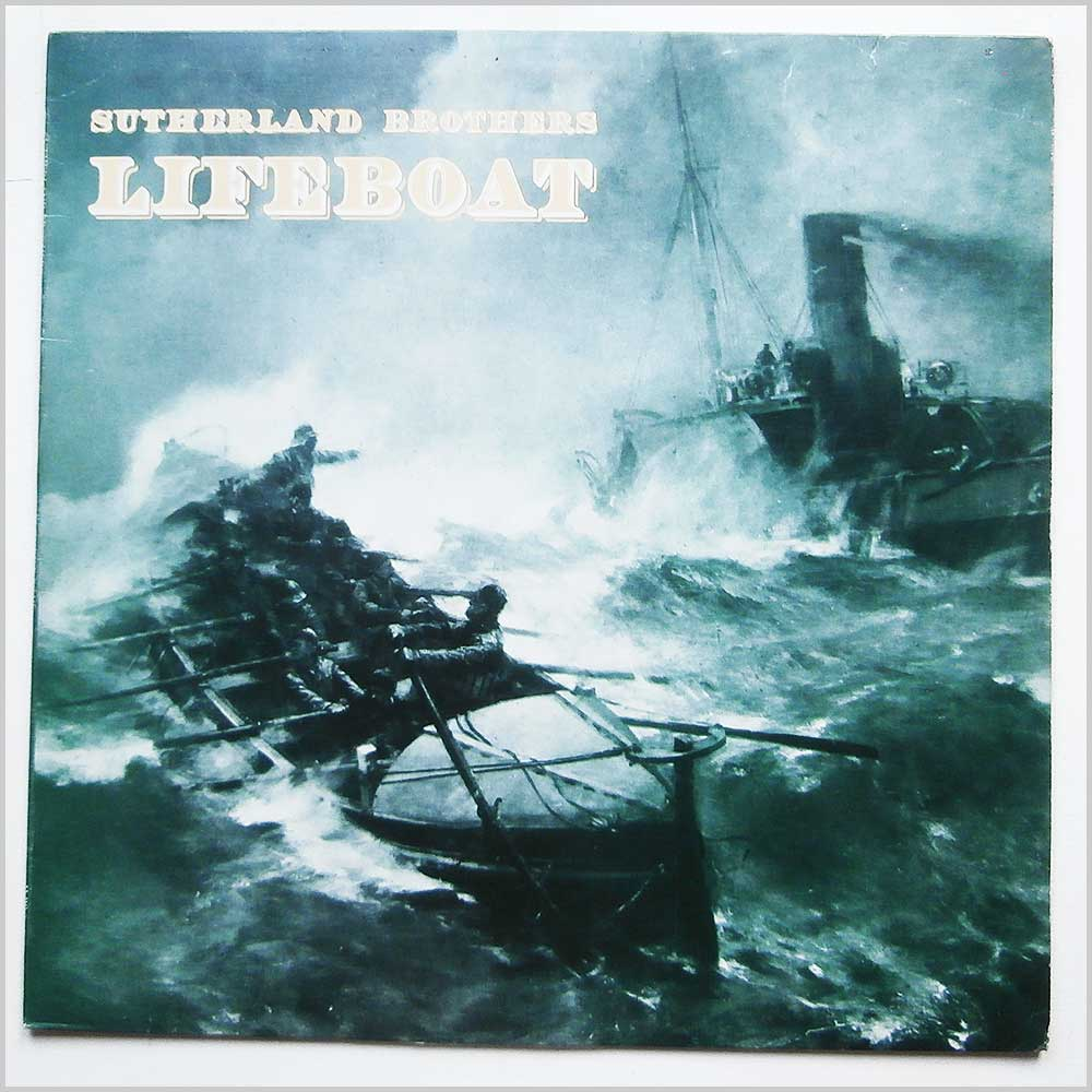 Sutherland Brothers - Life Boat (ILPS 9212)