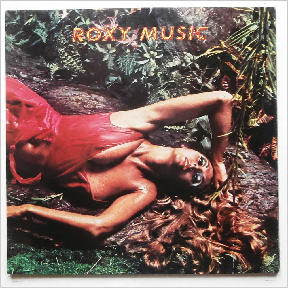 Roxy Music - Stranded (ILPS 9252)
