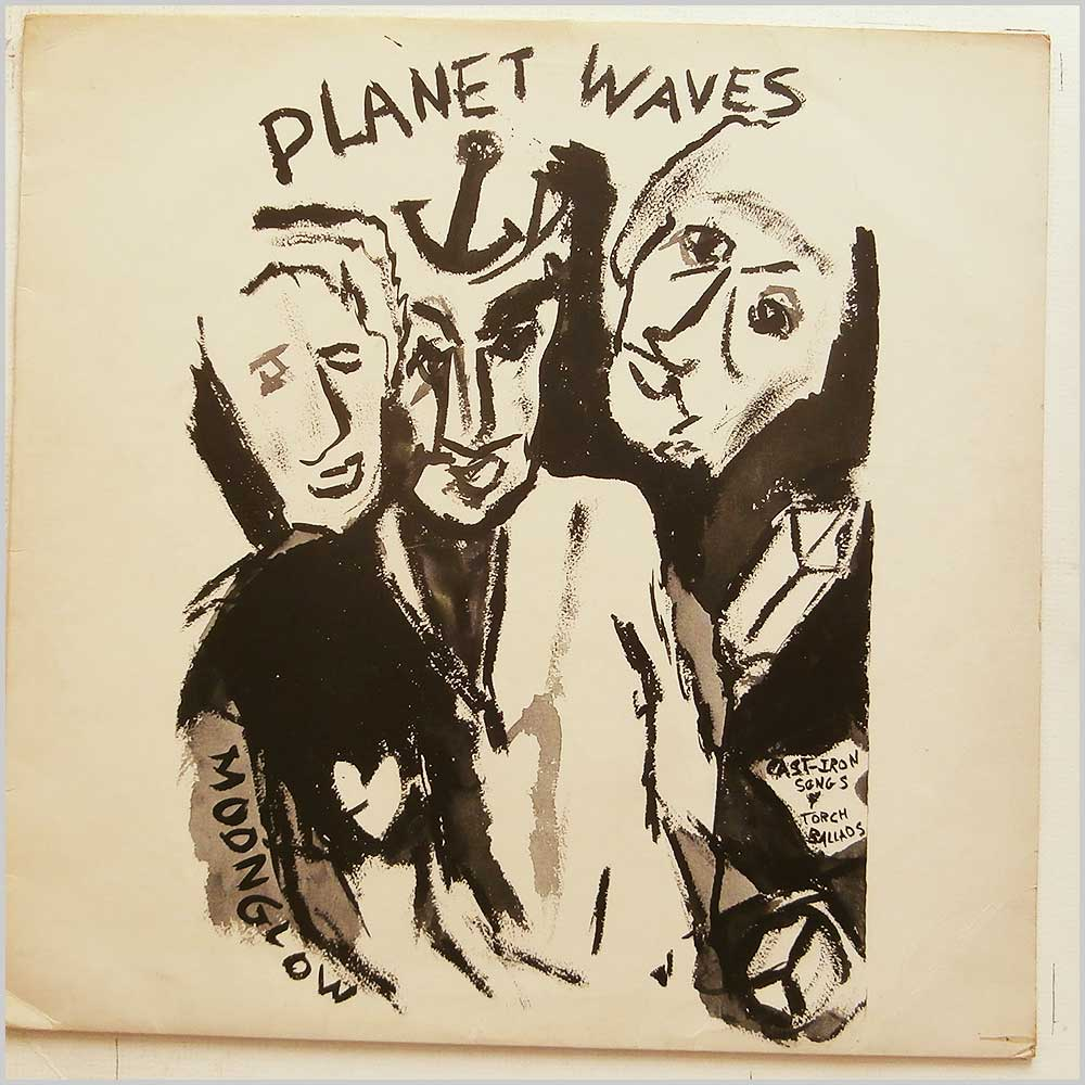 Bob Dylan - Planet Waves (ILPS 9261)