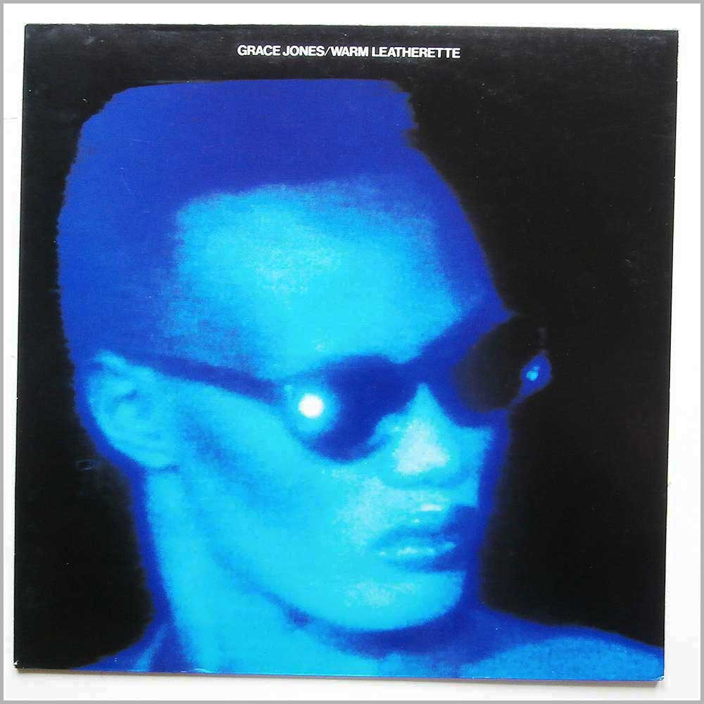 Grace Jones - Warm Leatherette (ILPS 9592)