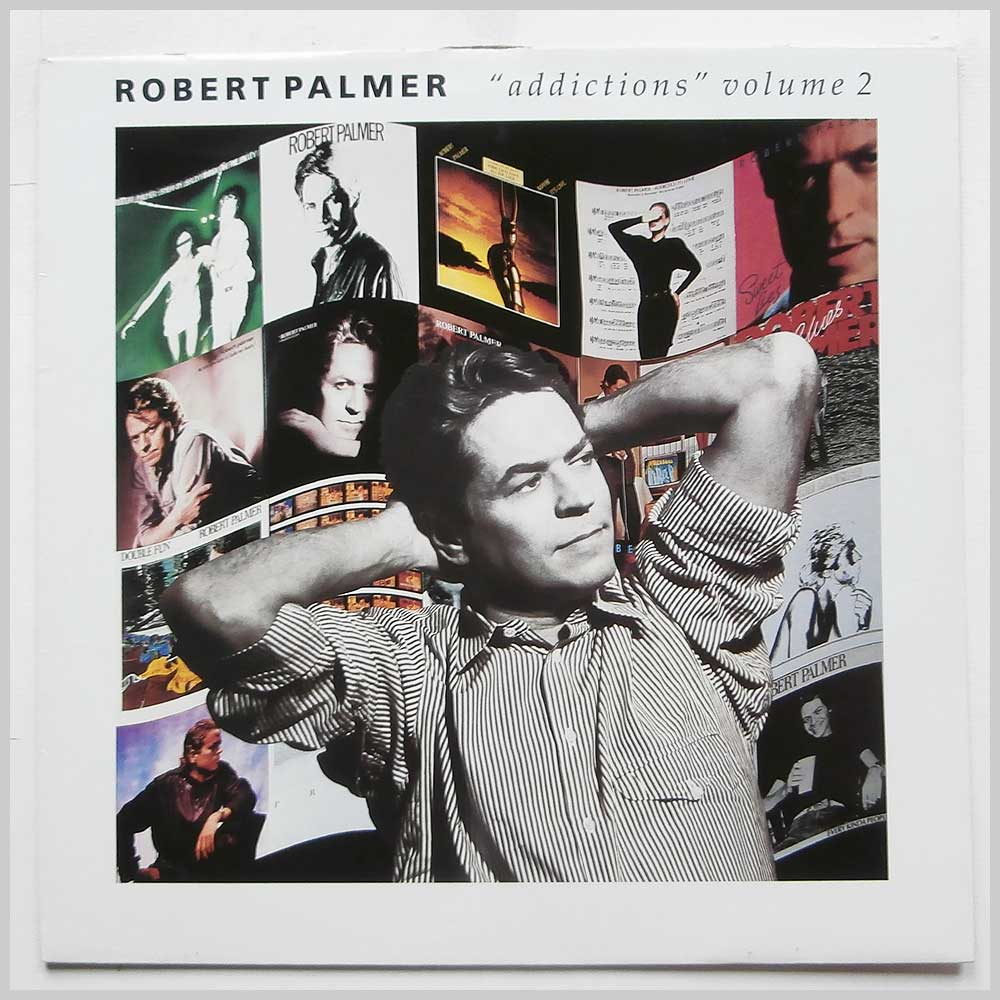 Robert Palmer - Addictions Volume 2 (ILPTV 4)