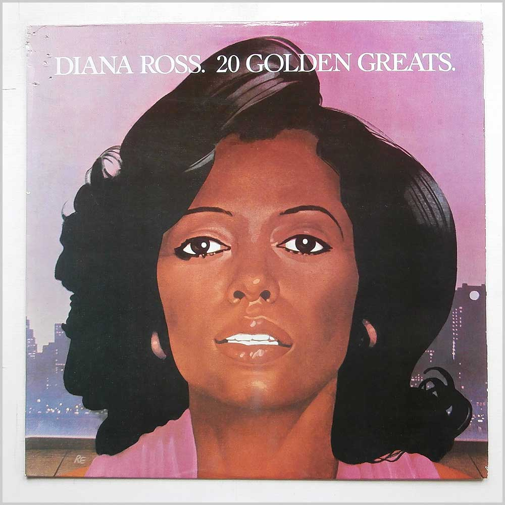 Diana Ross - 20 Golden Greats (IM-46.026)