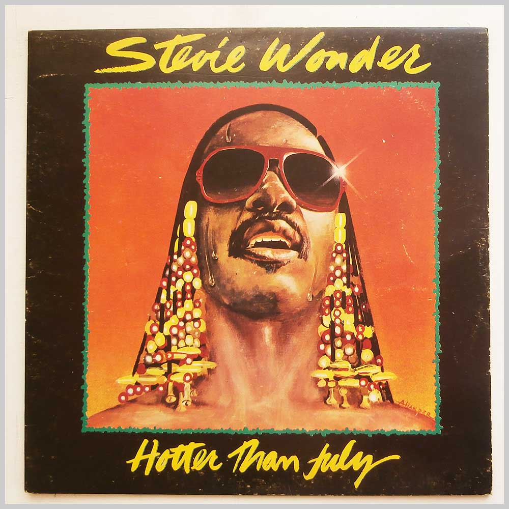 Stevie Wonder - Hotter Than July (IM-46.037)