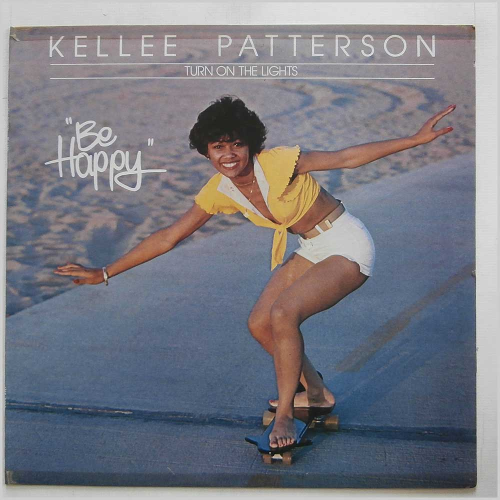 Kellee Patterson - Be Happy (INS 3013)
