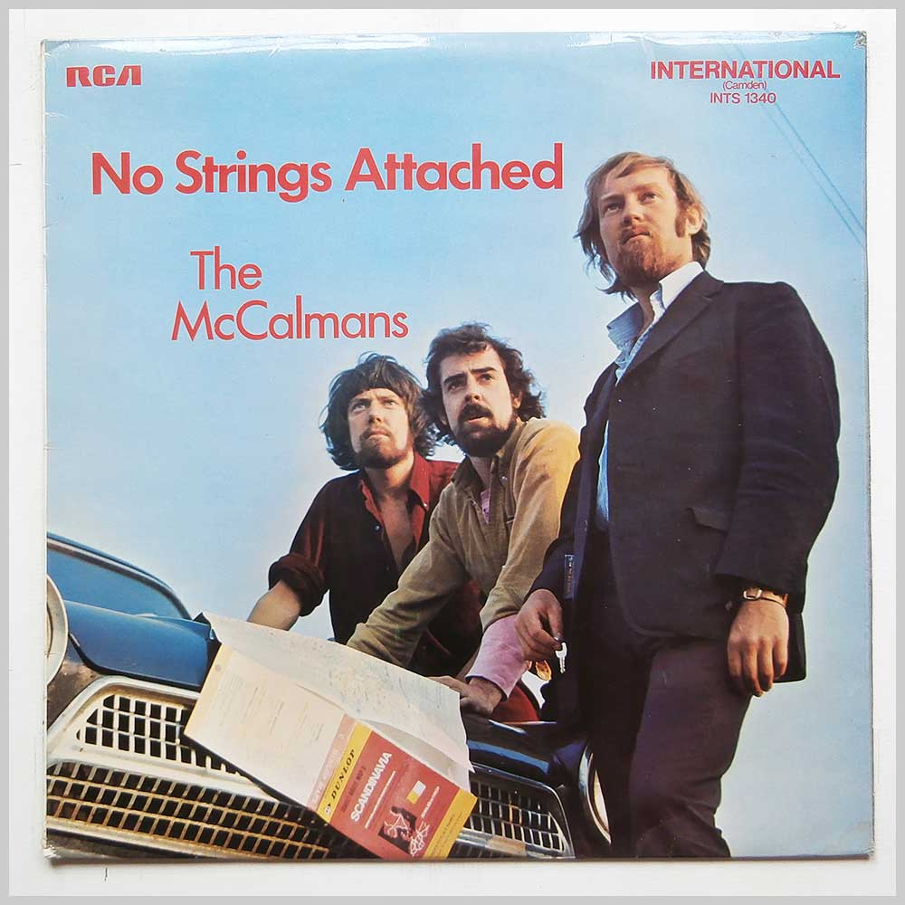 The McCalmans - No Strings Attached (INTS 1340)