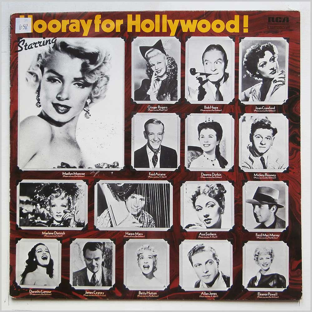 Various - Hooray For Hollywood (INTS 5045)