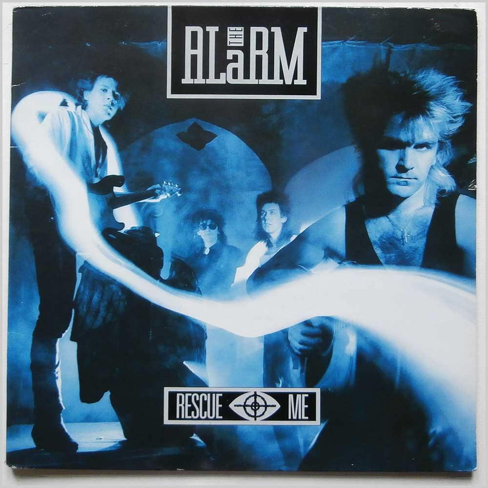 The Alarm - Rescue Me (IRMT 150)