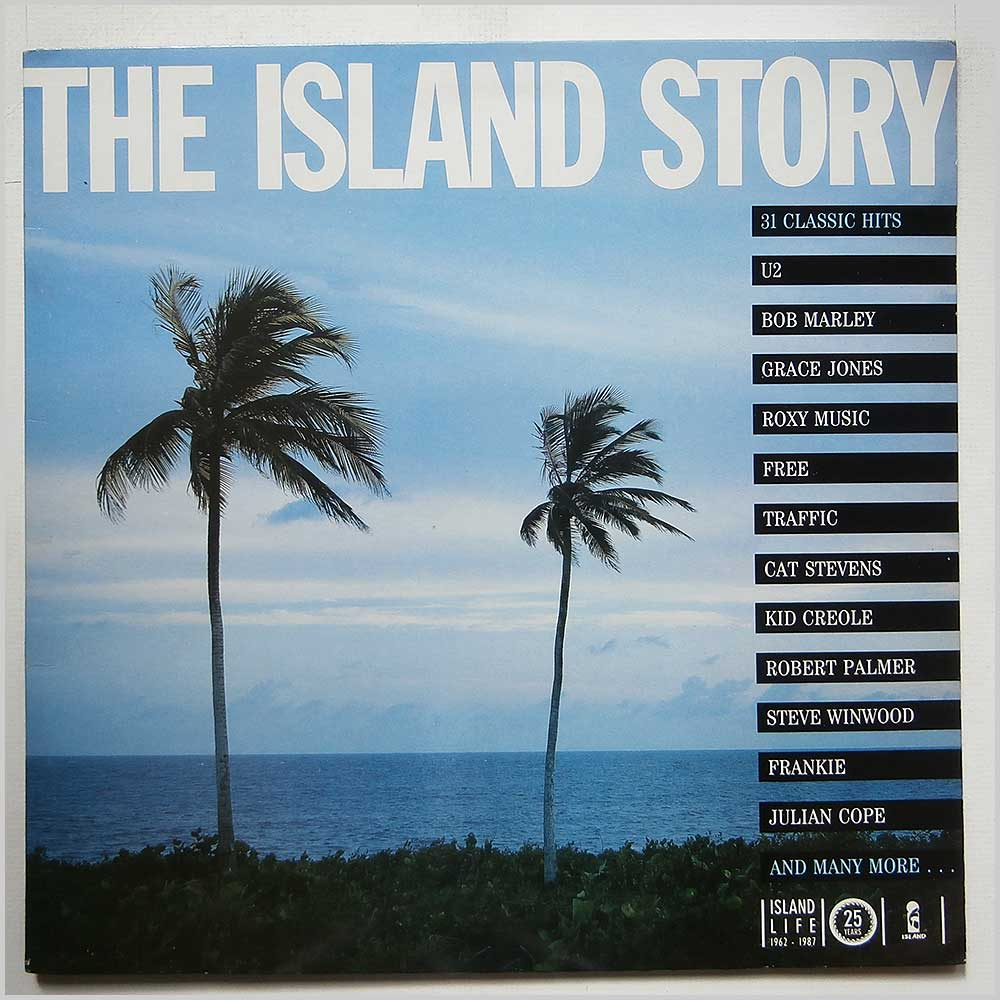 Various - The Island Story (ISL 25)
