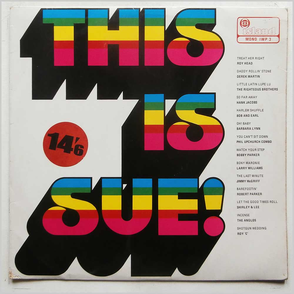 Various - This Is Sue! (IWP-3)