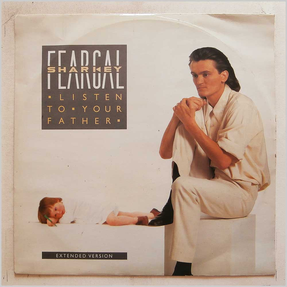 Feargal Sharkey - Listen To Your Father (Extended Version) (JAZZ 1-12)