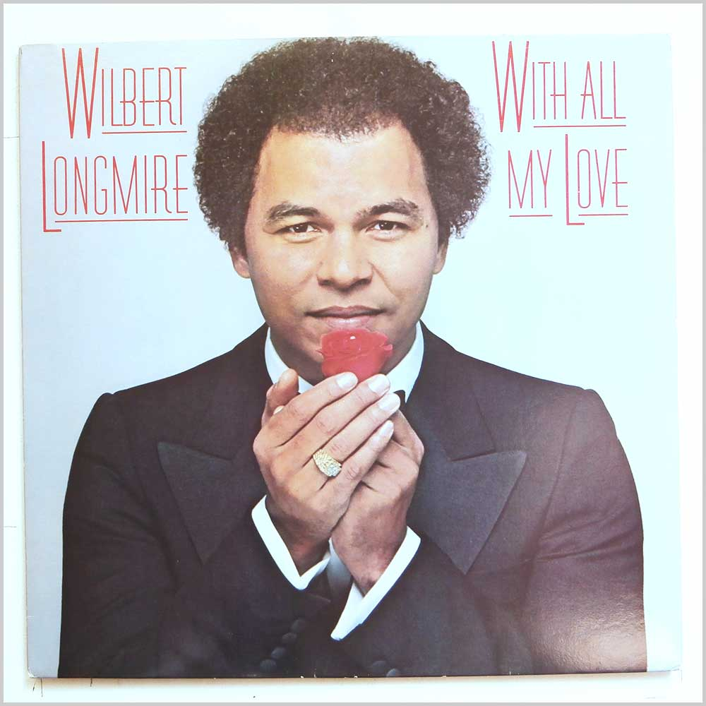 Wilbert Longmire - With All My Love (JC 36342)