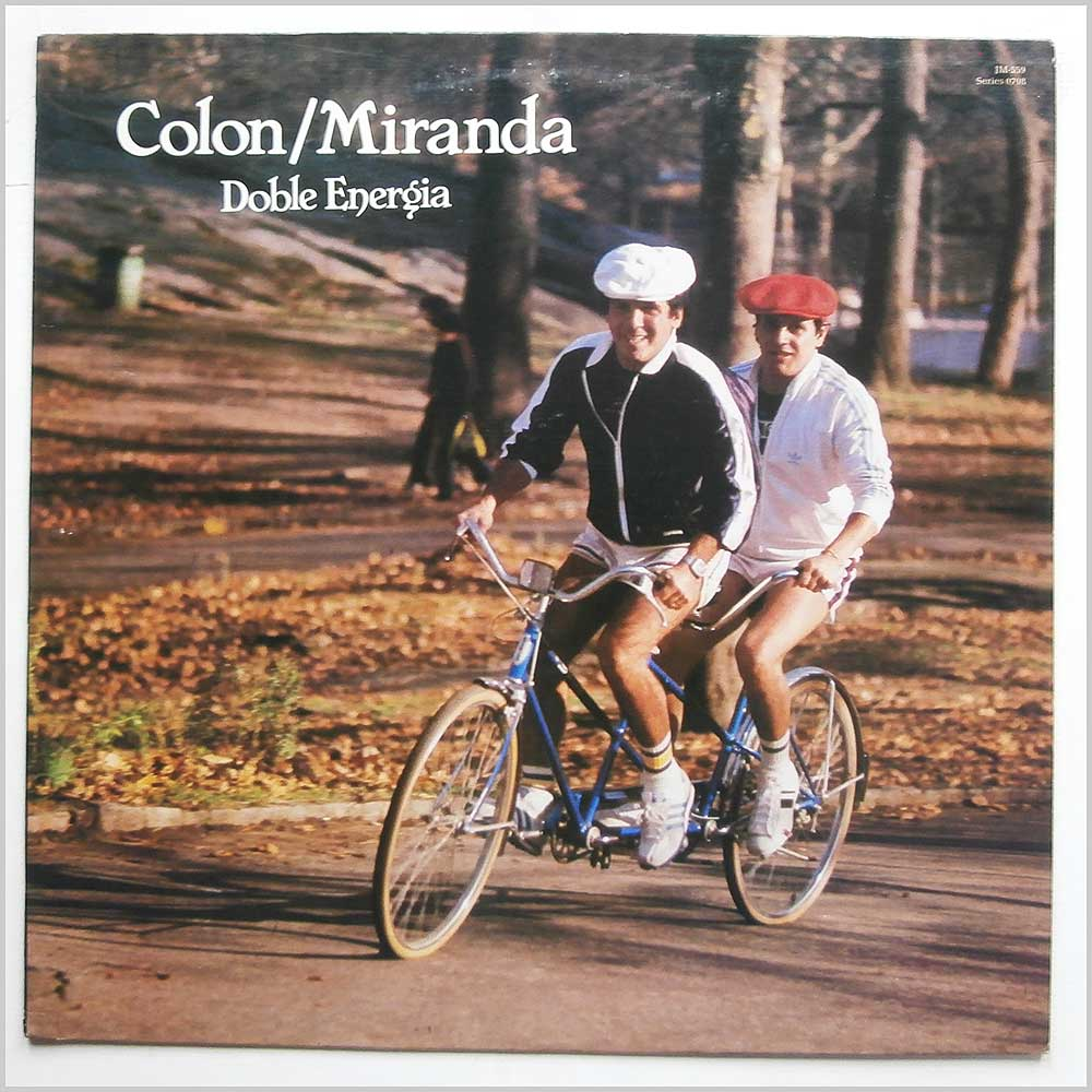 Willie Colon and Ismael Miranda - Doble Energia (JM-559)