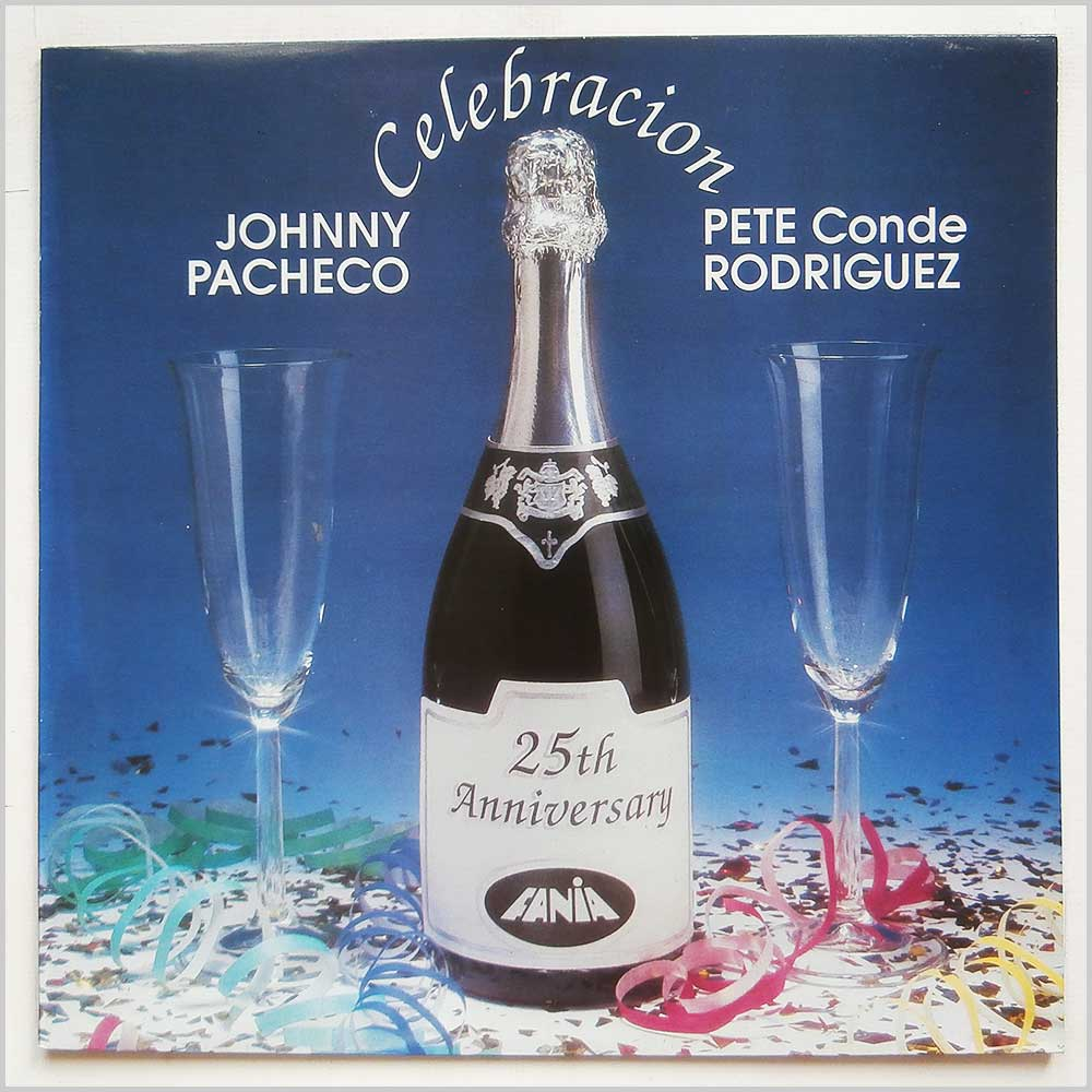 Johnny Pacheco and Pete Conde Rodriguez - Celebracion (JM 652)
