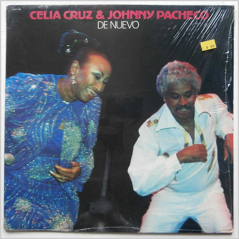 Celia Cruz and Johnny Pacheco - De Nuevo (JMVS 106)