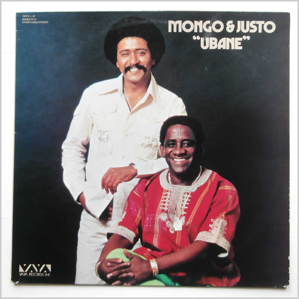 Mongo And Justo - Ubane (JMVS-44)