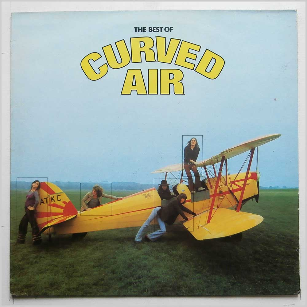 Curved Air - The Best Of Curved Air (K 36 015)