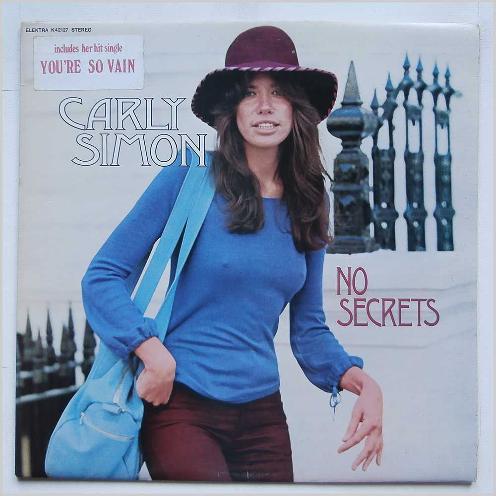 Carly Simon - No Secrets (K42127)