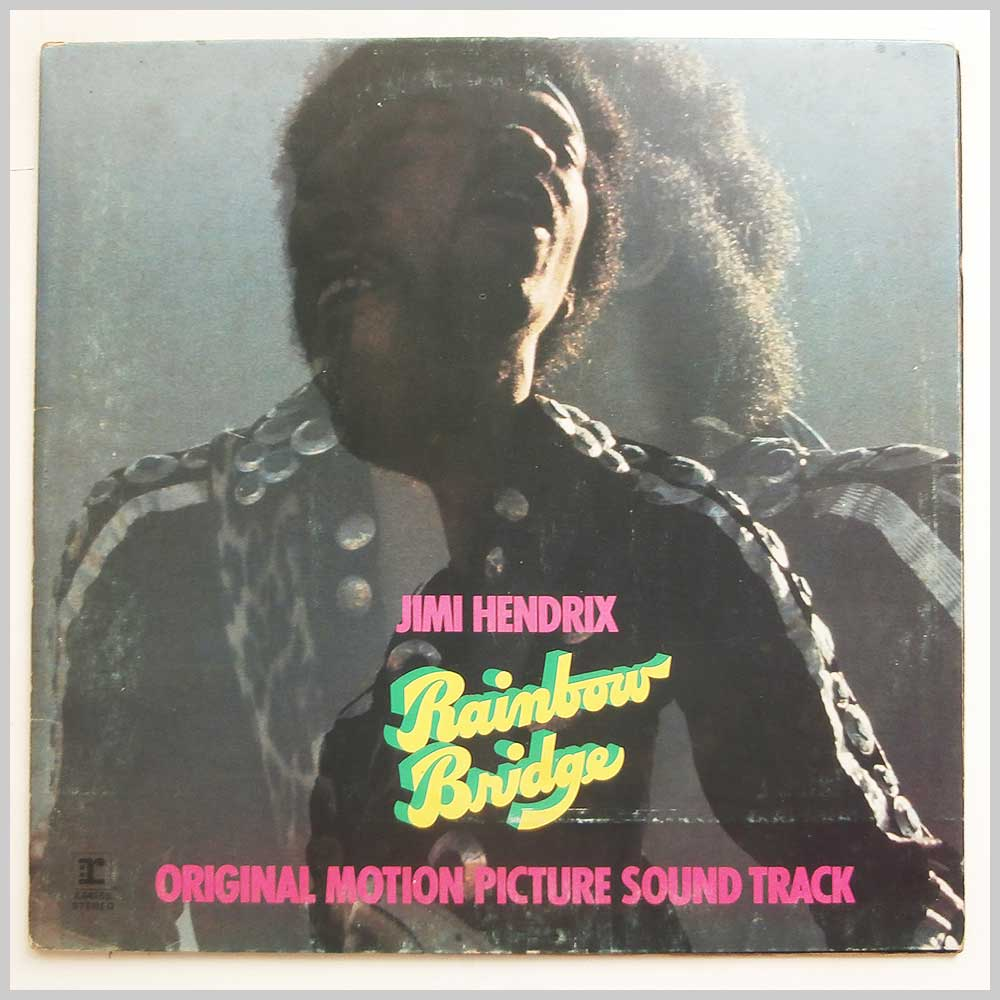 Jimi Hendrix - Rainbow Bridge (K44159)