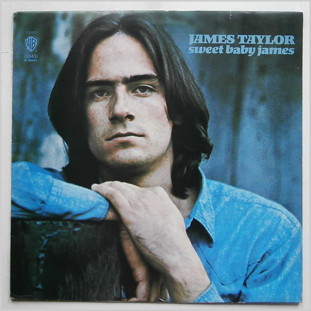 James Taylor - Sweet Baby James (K 46043)