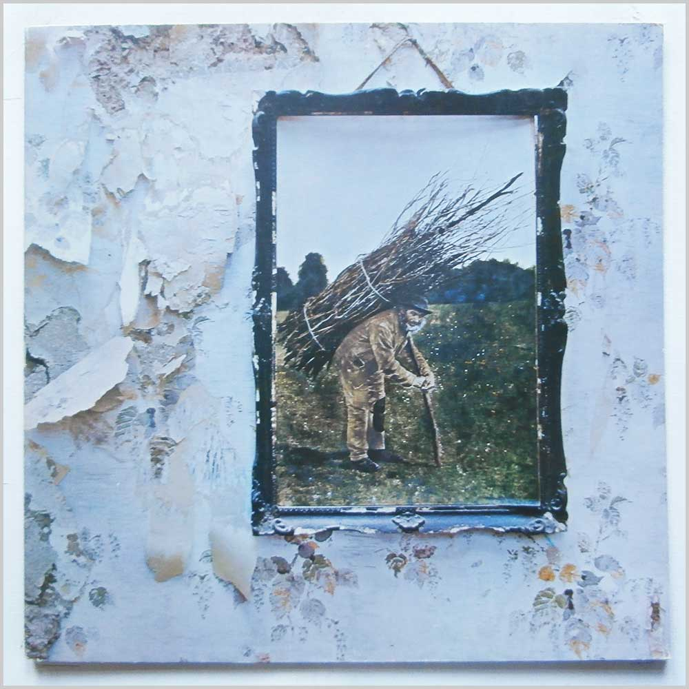 Led Zeppelin - Led Zeppelin 4 (K 50008)