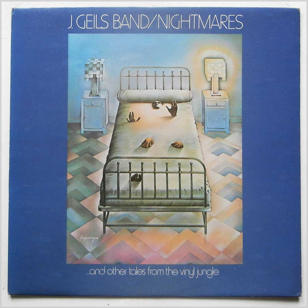 J. Geils Band - Nightmares (K50073)