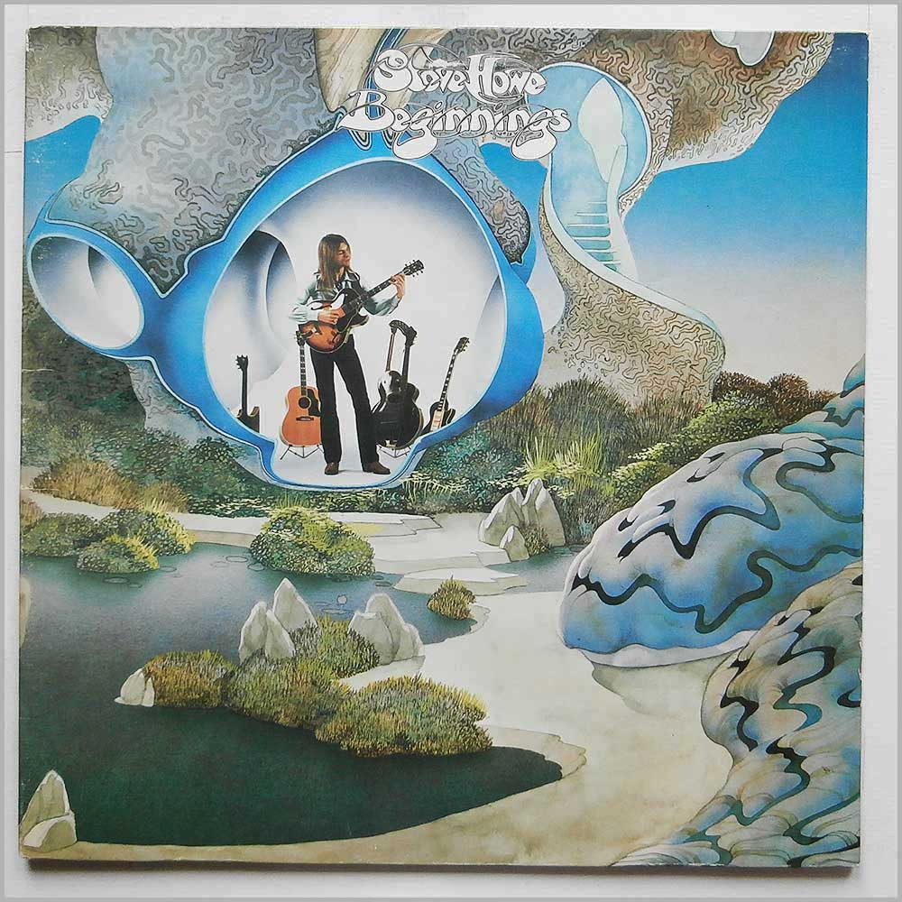 Steve Howe - Beginnings (K50151)
