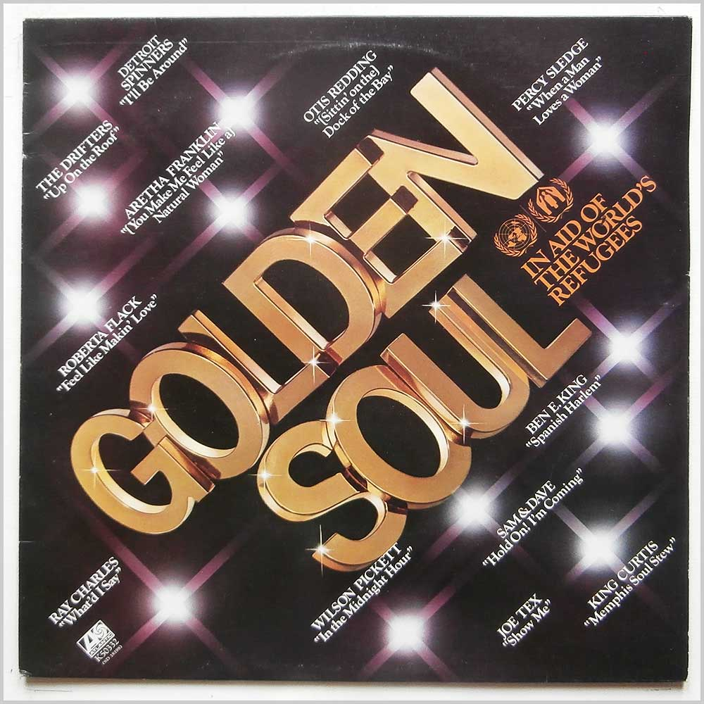 Various - Golden Soul (K50332)