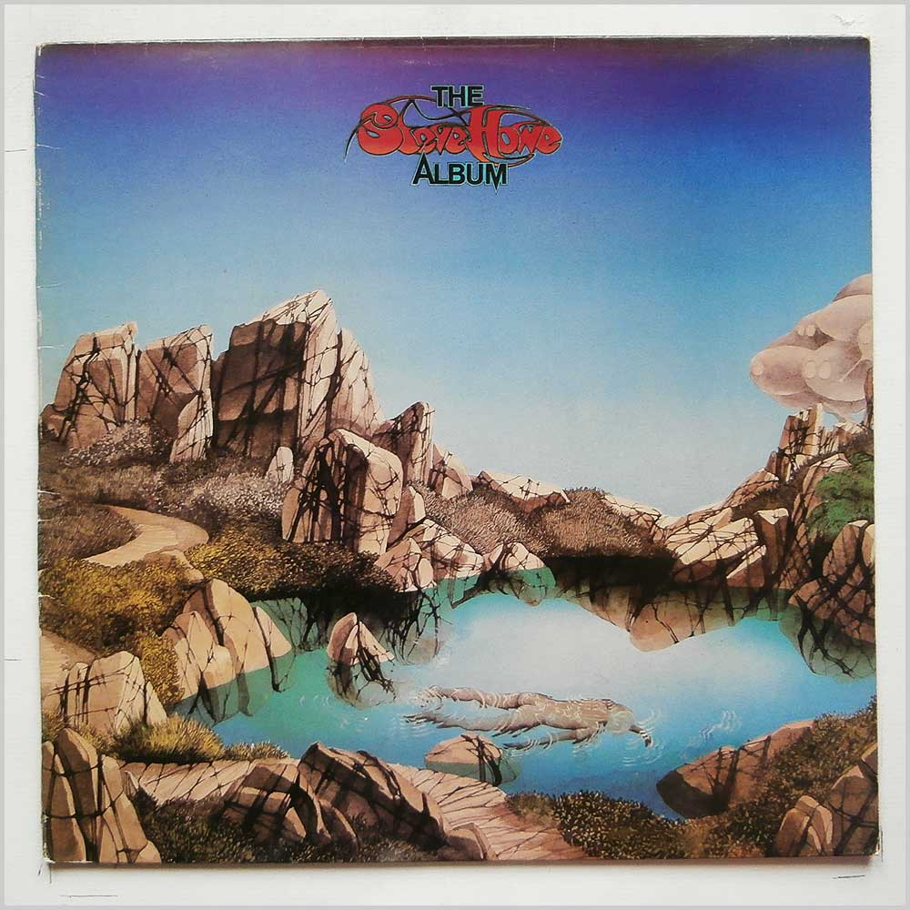Steve Howe - The Steve Howe Album (K 50621)