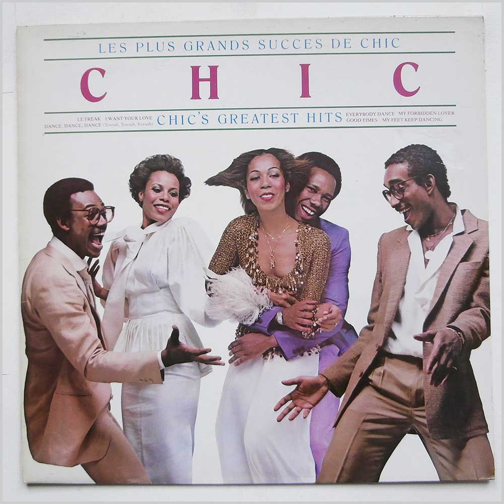 Chic - Chics Greatest Hits (K 50686)