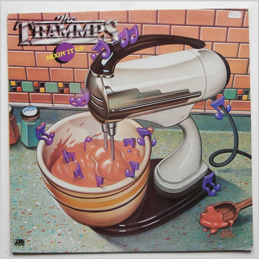 The Trammps - Mixin' It Up (K50704)