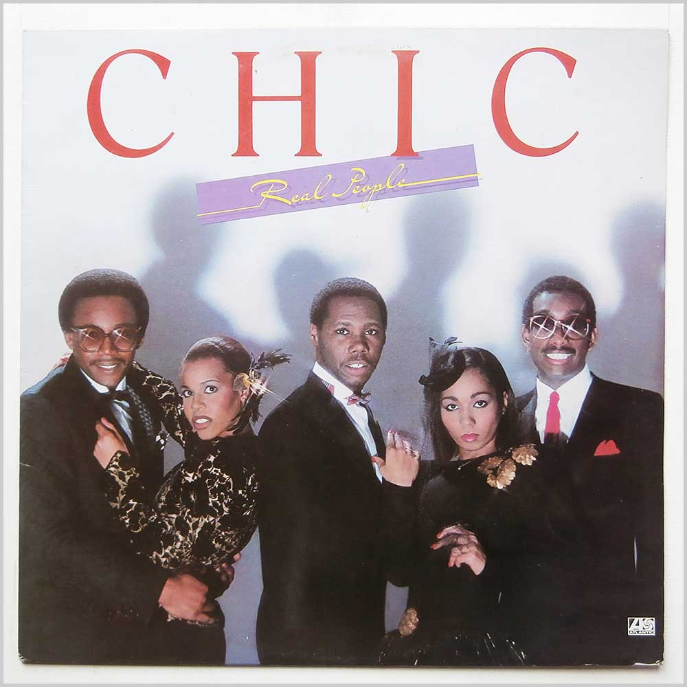 Chic - Real People (K 50711)