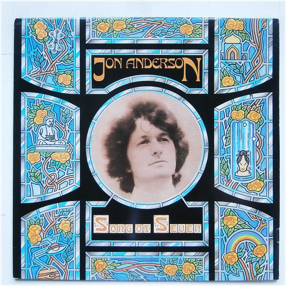 Jon Anderson - Song Of Seven (K50756)