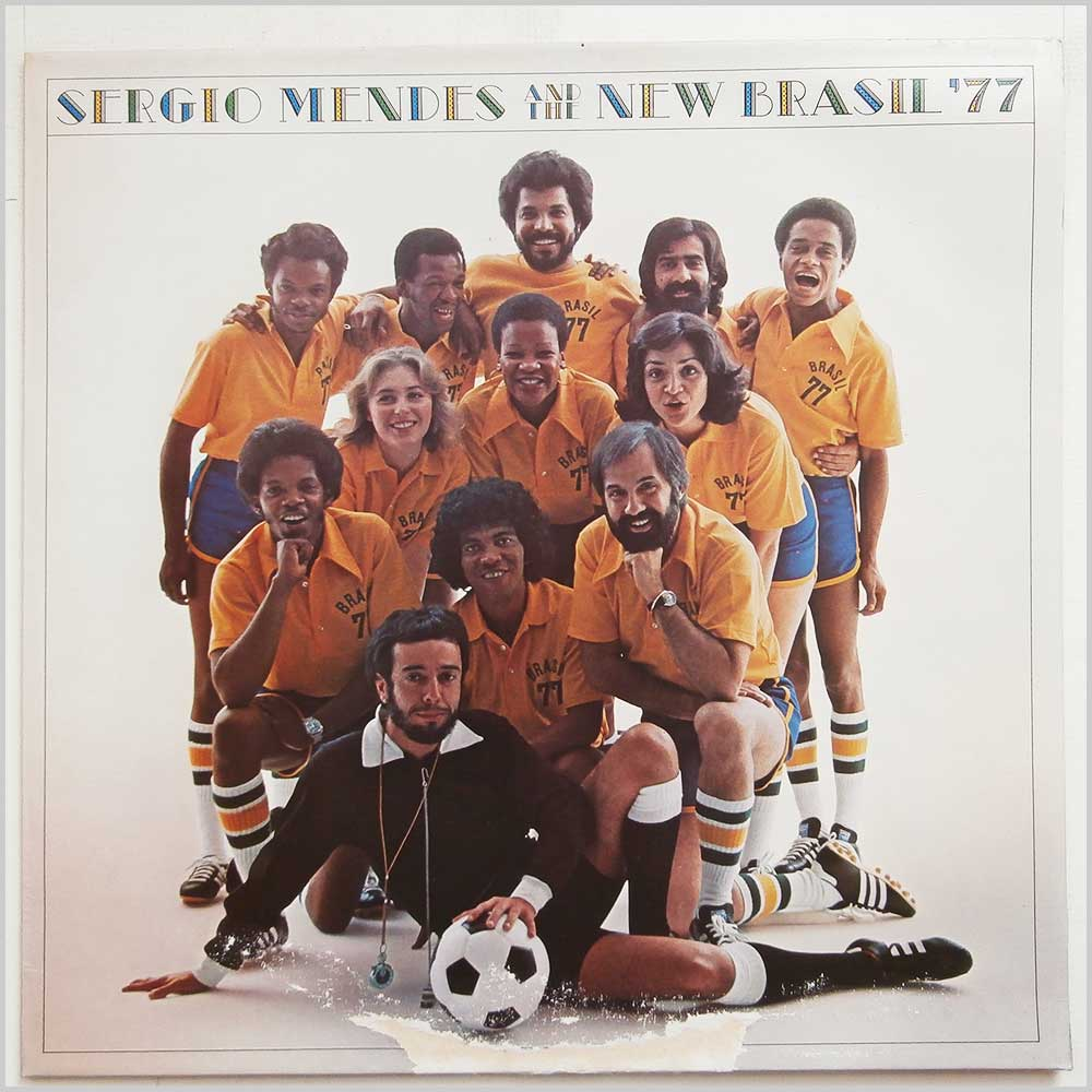 Sergio Mendes And The New Brasil 77 - Sergio Mendes And The New Brasil 77 (K 52056)