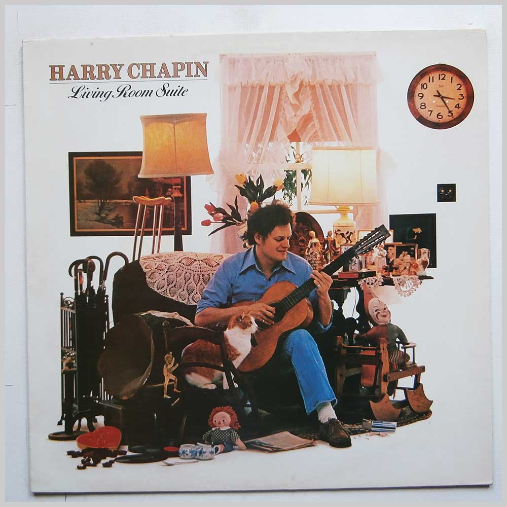 Harry Chapin - Living Room Suite (K52089)