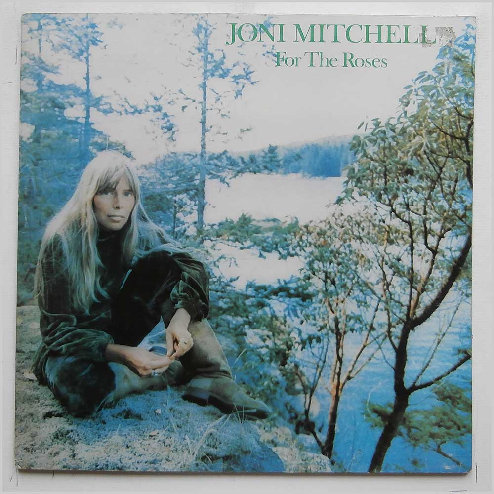Joni Mitchell - For The Roses (K 53007)