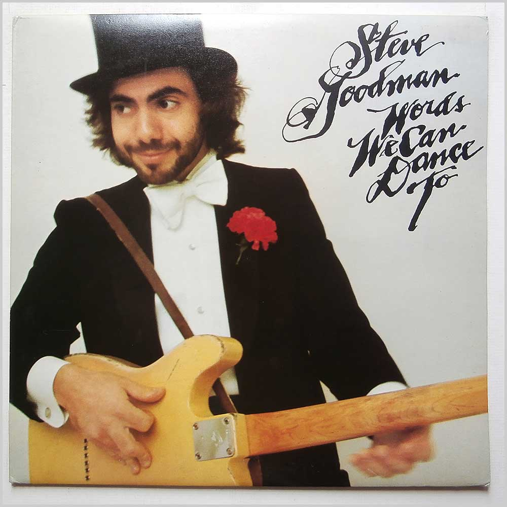 Steve Goodman - Words We Can Dance To (K53038)