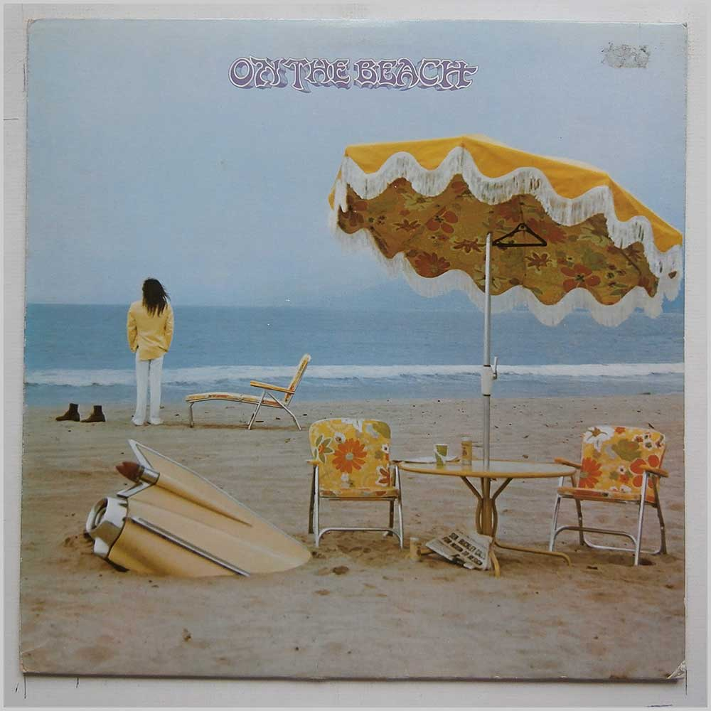 Neil Young - On The Beach (K 54014)