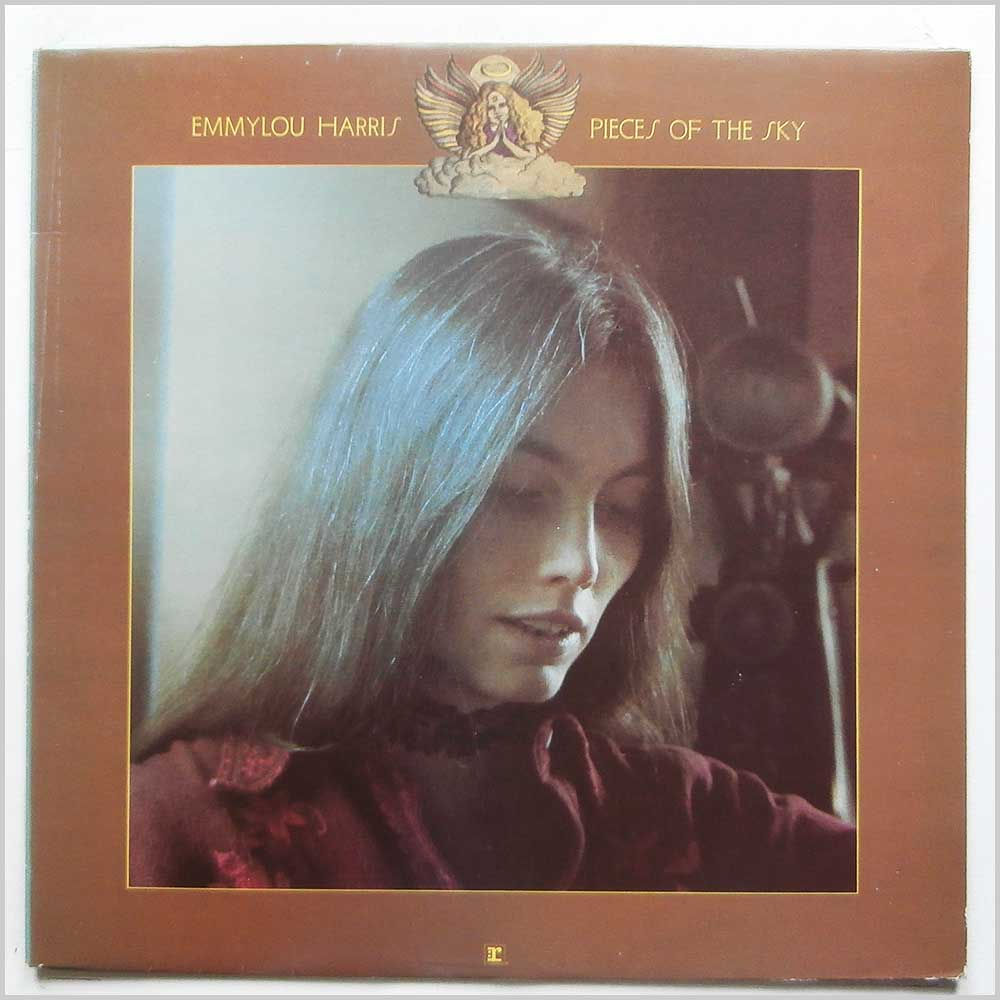 Emmylou Harris - Pieces Of The Sky (K54037)