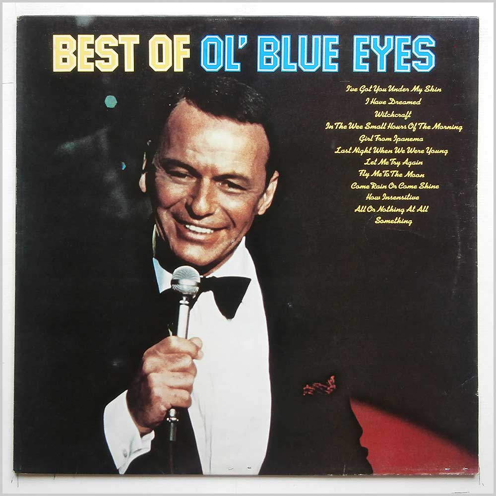 Frank Sinatra - Best Of Ol' Blue Eyes (K 54042)