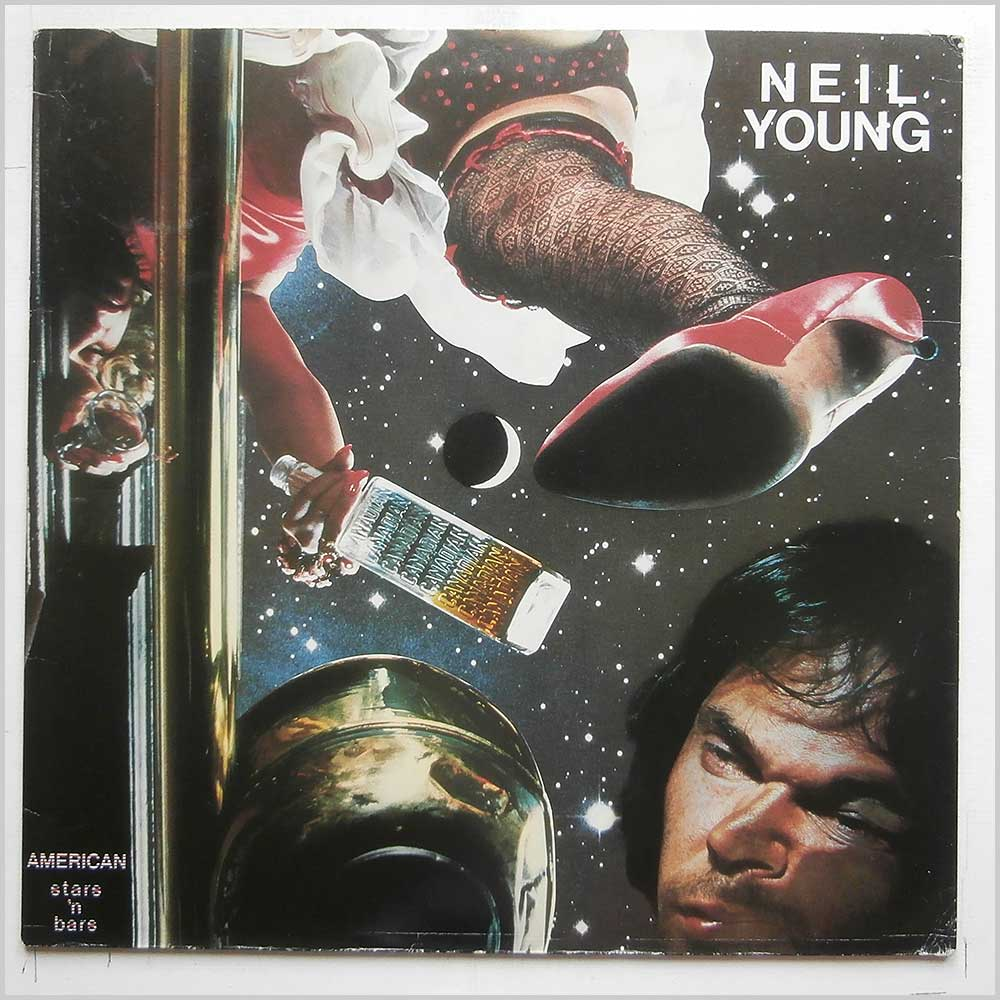 Neil Young - American Stars 'N Bars (K 54088)