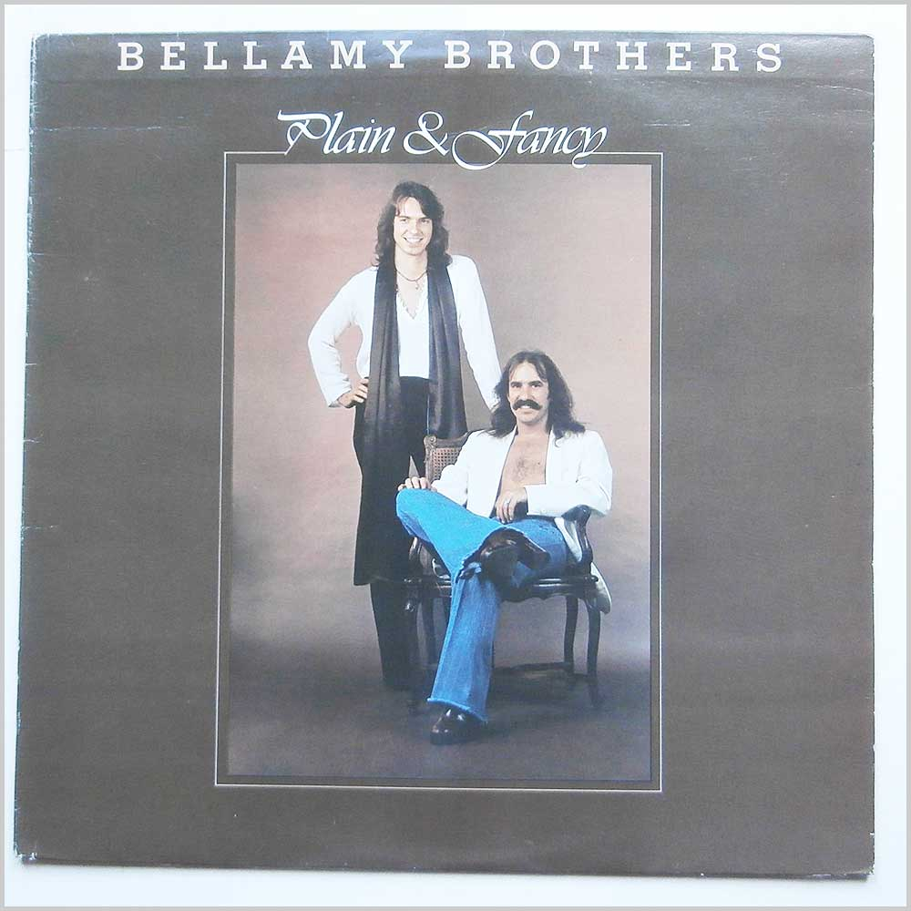 Bellamy Brothers - Plain And Fancy (K56357)
