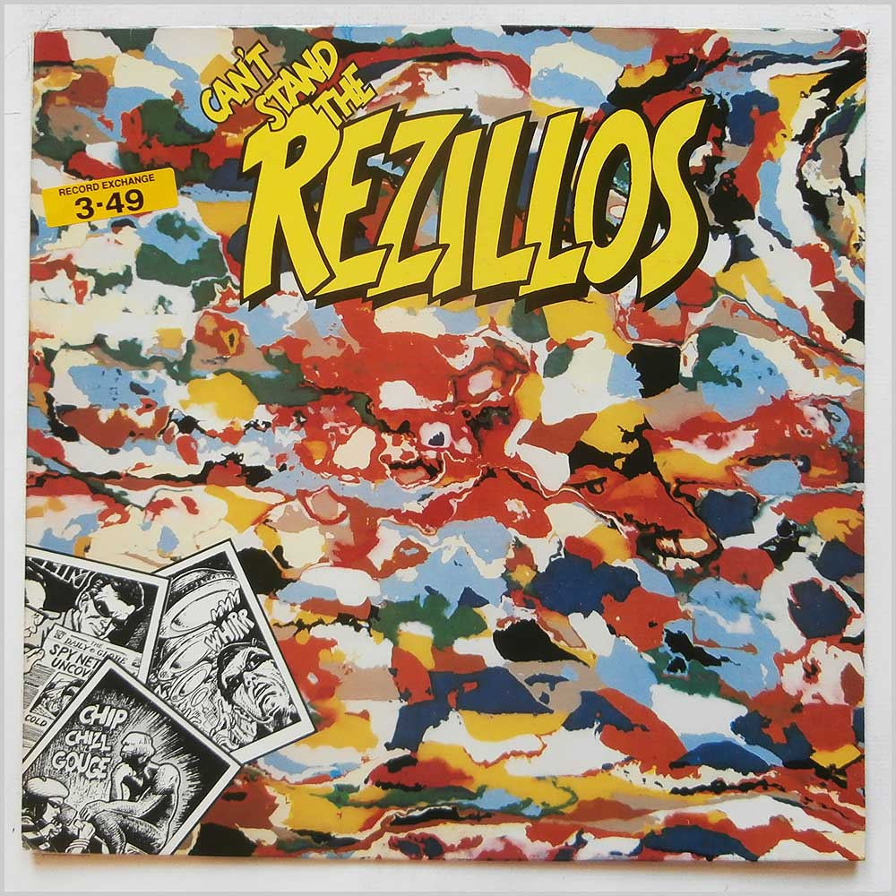 The Rezillos - Can't Stand The Rezillos (K 56530)