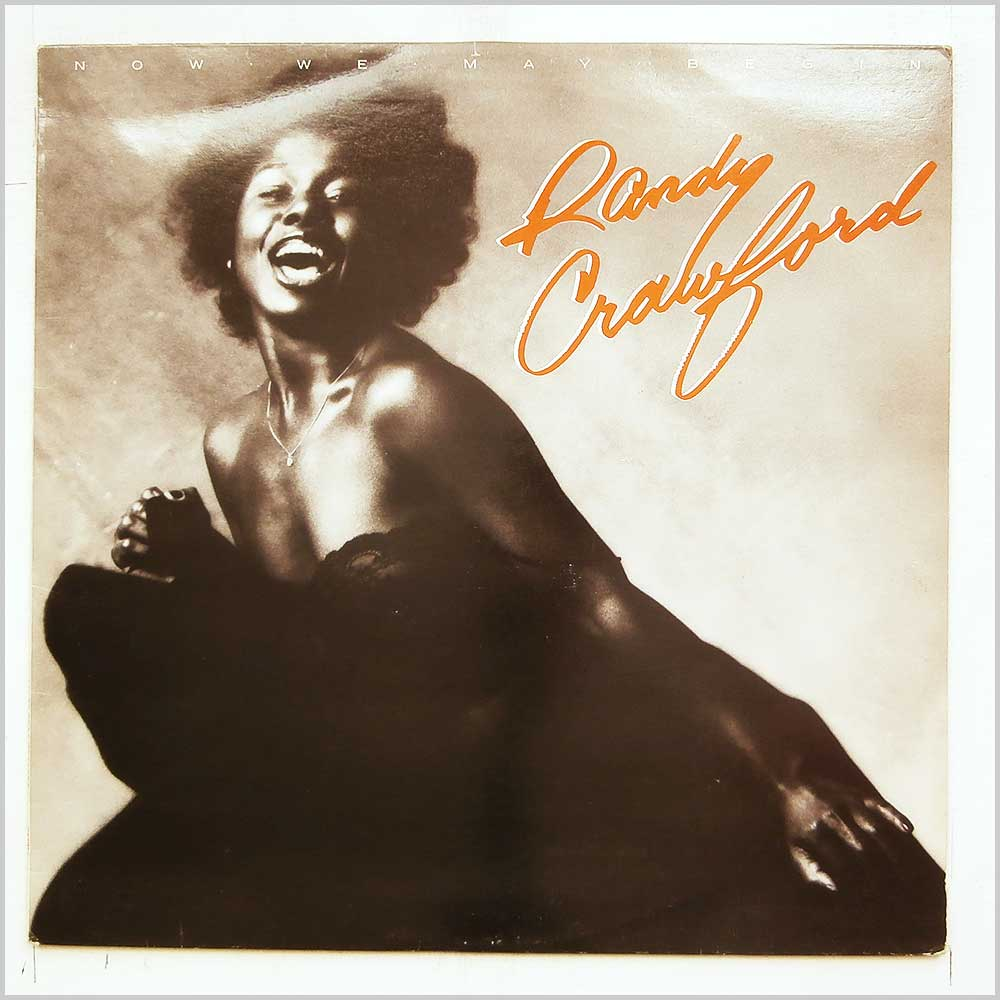 Randy Crawford - Now We May Begin (K 56791)